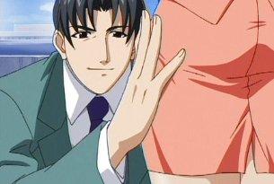 Anime sex w biurze