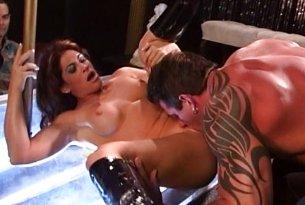 Klasyczny sex z aktorami porno