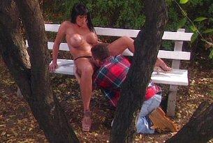 Sex w parku