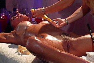 Perwersyjny masaż