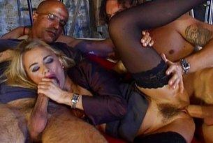 Sex z żoną szefa